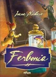 Ferbonia - Ioana Nicolaie Carti