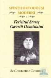 Fericitul Staret Gavriil Dionisiatul - Constantin Cavarnos