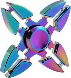 Fidget Spinner Esperanza ETF109 Metal Fade Jucarii antistres