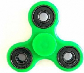 Fidget Spinner Esperanza Verde Jucarii antistres