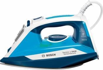 Fier de calcat Bosch TDA3028210 Talpa Ceranium Glissee 2800W 320ml Albastru