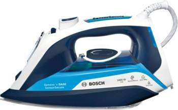 Fier de calcat Bosch TDA5024210 Talpa Ceranium-Glissee 2450W Albastru Fiare, Prese si Statii de Calcat