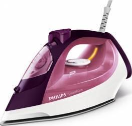 Fier de calcat Philips SmoothCare GC3581-30 2400W talpa ceramica Mov Fiare, Prese si Statii de Calcat