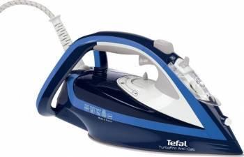 Fier de calcat Tefal 2600 W Durilium AirGlide Autoclean 200 gr/min 300ml Albastru fiare prese si statii de calcat