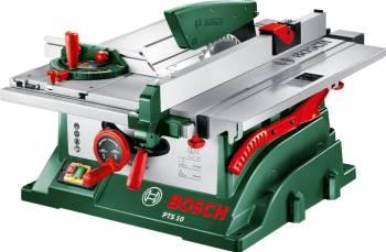 Fierastrau Circular de Banc Bosch PTS 10 Uni 1400 W 5000 RPM
