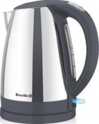 Fierbator Breville Polished Inox VKJ811X-01 2200W 1.5L Filtru Anticalcar Inox