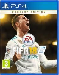 FIFA 18 Ronaldo Edition PS4 Jocuri