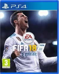 FIFA 18 Standard Edition PS4 Jocuri