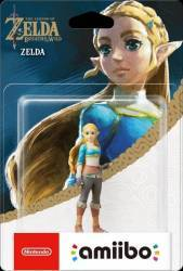 Figurina Amiibo Zelda The Legend Of Zelda