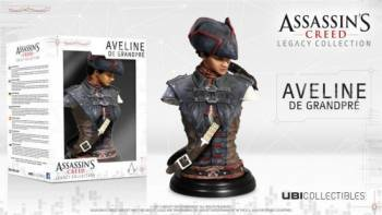 Figurina Assassins Creed Liberation Bust Aveline Gaming Items