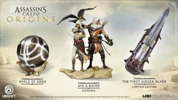Figurina Assassin's Creed Origins Apple of Eden Gaming Items