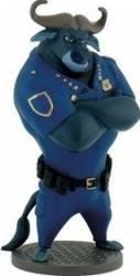 Figurina Bullyland Chief Bogo - Zootropolis Papusi figurine si accesorii papusi