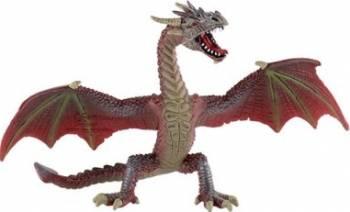 Figurina Bullyland Red Dragon Papusi figurine si accesorii papusi