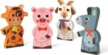 Figurina Janod Farm Papusi figurine si accesorii papusi