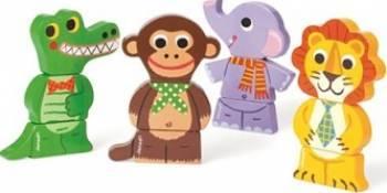 Figurina Janod Jungle Papusi figurine si accesorii papusi