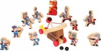 Figurina Janod Knights and Soldiers Papusi figurine si accesorii papusi
