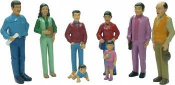 Figurine familie sudamericana Miniland Papusi figurine si accesorii papusi
