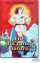 File din cartea naturii - Ion Agarbiceanu Carti