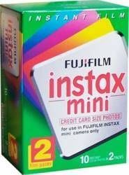 Film Fujifilm Instax mini 2x10buc 54x86mm Aparate Foto Film