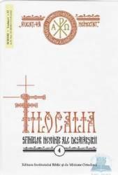 Filocalia 4 sfintelor nevointe ale desavarsirii Carti