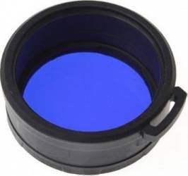 Filtru Albastru Nitecore NFB60 Lanterne si Accesorii