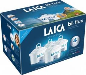 Filtru cana de filtrare a apei Laica Biflux 4buc Cani filtrante si Accesorii