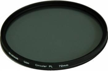 Filtru CPL Braun Starline 62mm Accesorii Obiective