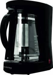 Filtru de cafea-ceai Albatros Dolce 2 in 1 680W 1.2L Negru Cafetiere