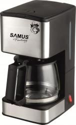 Filtru de cafea Samus Fantasy 680W 0.8L Functie anti-picurare Negru  Cafetiere