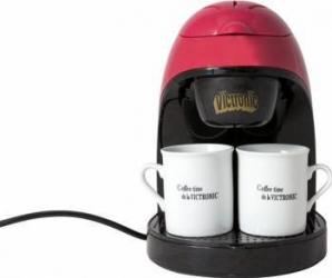 Filtru de cafea Victronic 450 W Rosu