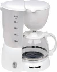 Filtru de Cafea Westwood CM4277 750 W Sistem Anti Picurare