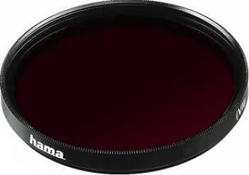 Filtru Hama Color Infrarosu R8 58 mm Red Accesorii Obiective