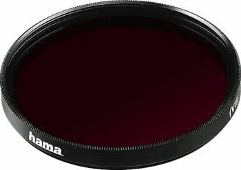 Filtru Hama Color Infrarosu R8 72 mm Red Accesorii Obiective