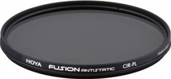 Filtru Hoya FUSION Antistatic polarizare circulara 49mm Accesorii Obiective