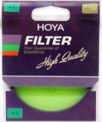 Filtru Hoya Yellow-Green X0 HMC 72mm Accesorii Obiective