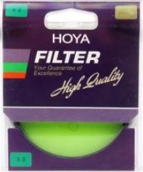 Filtru Hoya Yellow-Green X0 HMC 77mm Accesorii Obiective