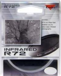 Filtru Kenko InfraRed IR72 62mm Accesorii Obiective