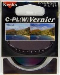 Filtru Kenko Vernier Polarizare Circulara 55mm Accesorii Obiective