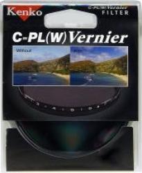 Filtru Kenko Vernier Polarizare Circulara 62mm Accesorii Obiective