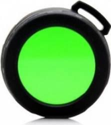 Filtru Nitecore NFG40 Verde Lanterne si Accesorii