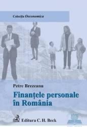 Finatele personale in Romania - Petre Brezeanu