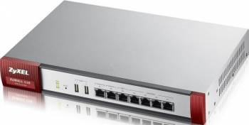 Firewall VPN ZyXEL ZyWALL 110 Gigabit 4-port LAN 2-port WAN 1-port OPT Firewall