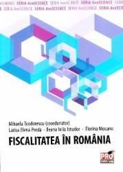 Fiscalitatea in Romania - Mihaela Teodorescu