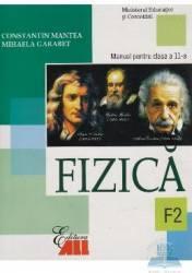 Fizica Cls 11 F2 - Constantin Mantea Mihaela Garabet