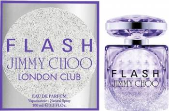 Apa de Parfum Flash London Club by Jimmy Choo Femei 100ml Parfumuri de dama