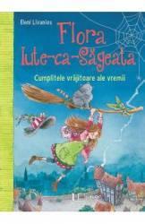 Flora Iute-ca-Sageata - Eleni Livanios
