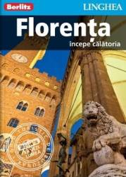 Florenta Incepe calatoria - Berlitz Carti