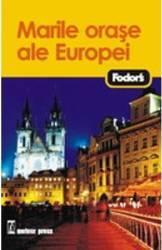 Fodor S Marile Orase Ale Europei Carti