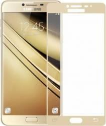 Folie De Protectie Tellur Sticla Securizata 3D Samsung A5 2017 A520 Gold Folii Protectie