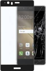 Folie de Protectie Tellur Tempered Glass 2.5D Full Cover pentru Huawei P9 Lite Neagra Folii Protectie